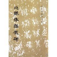 文物:历代碑帖法书选・北魏张猛龙碑(1.9)(骑)