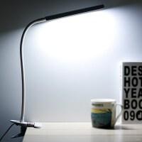 充电小台灯夹子式LED护眼学习USB卧室床头大学生迷你宿舍书桌