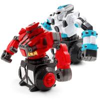 振成 智能遥控对战机器人360度可旋转可充电儿童互动益智男孩玩具 旋转机器人