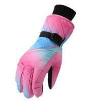 手套男女秋冬季骑行加绒厚保暖防风防水户外骑车摩托车滑雪手套