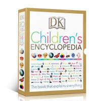 【全店300减100】英文原版DK小百科系列:DK Children's Encyclopedia 少儿版十万个为什么参