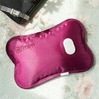 充电式安全防爆暖水袋温水袋暖肚 宝宝卡通保暖热水袋暖手宝自动断电