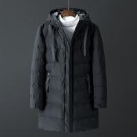 冬季外套男保暖潮流冬装棉袄男士宽松新款加厚棉服中长款棉衣大衣813棉衣