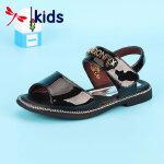 【1件2折后:59元】红蜻蜓夏季新款女童凉鞋宝宝时尚可爱复古露趾舒适儿童凉鞋