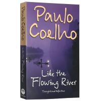 保罗柯艾略 像河流一样 沉思录英文原版 Like the Flowing River 英文版进口英语文学书籍正版现货