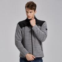 【诺诗兰品牌特惠】凯撒男式绒外套GF085X05