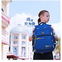 书包小学生男童1-3-4年级6-12周岁女孩子儿童双肩背包