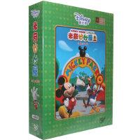 正版迪士尼 米奇妙妙屋dvd全集 合集一+合集二 16DVD 中英文