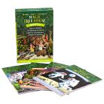 神奇树屋5-8英文原版 Magic Tree House Boxed Set Books:Night of the N