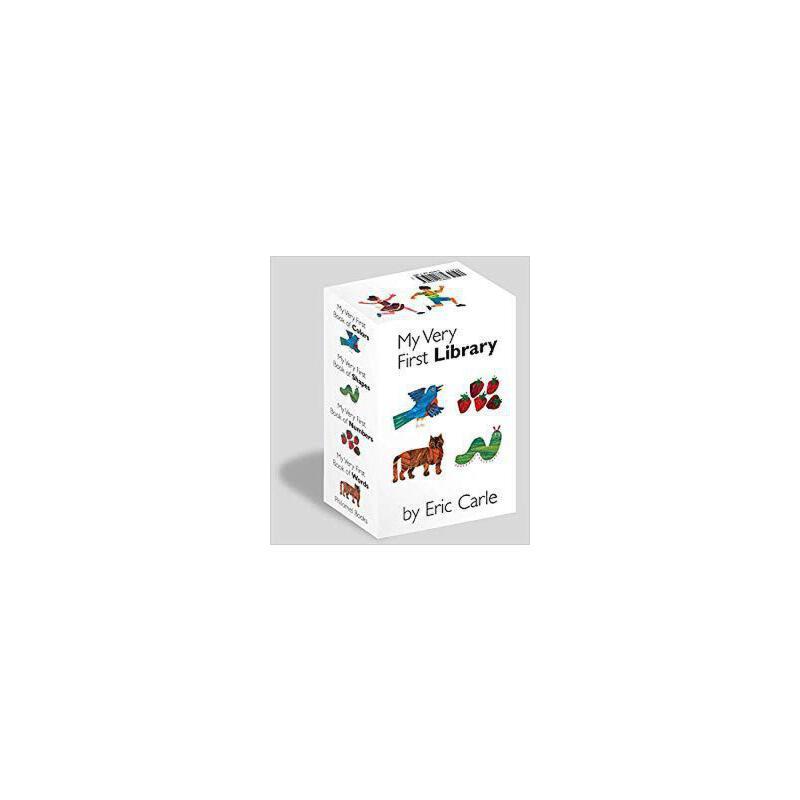 【预订】My Very First Library: My Very First Book of Colors, My Ver... 9780399246661 美国库房发货,通常付款后3-5周到货!