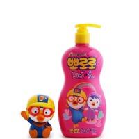 宝露露(Pororo)啵乐乐小企鹅儿童洗发护发沐浴三合一 补水保湿护肤系列