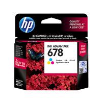 惠普HP 678 号三色墨盒
