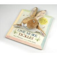 【预订】Guess How Much I Love You: One More Tickle! A Puppet Bo
