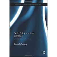 【预订】Public Policy and Land Exchange 9781138506770
