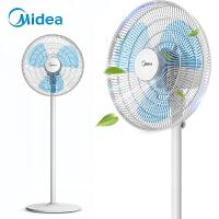 美的(Midea)落地扇家用摇头安静低噪台扇宿舍立式三叶美的电风扇落地扇风扇 SAB40A