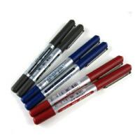 日本三菱unI直注式防水走珠笔UB-150签字笔 0.5中性笔 水笔