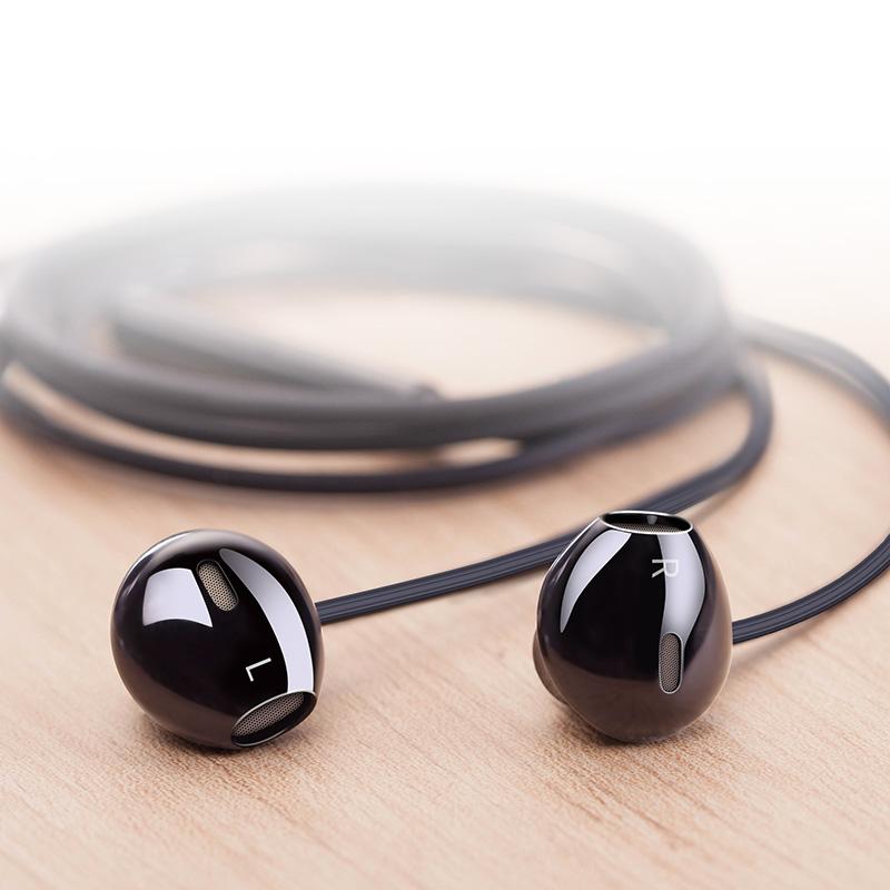 苹果6耳机oppo入耳式通用x9女k歌6s男专用线p重低音小米手机耳塞安卓iphone半  标配 苹果vivo华为oppo通用  k歌耳机 用坏包赔