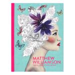 现货包邮 英文原版Matthew Williamson: Fashion, Print and Colouring时装