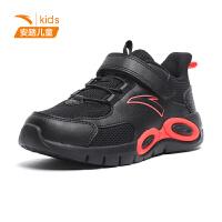 【到手价130】安踏儿童运动鞋2021新款女款小童舒适跑步运动鞋332119905
