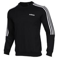 Adidas阿迪达斯男装运动卫衣休闲圆领套头衫EI8994