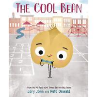 精装 英文原版 酷豆子 The Cool Bean 坏种子系列 Jory John & Pete Oswald 绘本 趣味故事绘本 3-9岁 良好行为习惯养成