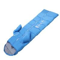 睡袋成人户外露营旅行便携纯棉睡袋室内睡袋单双人睡袋