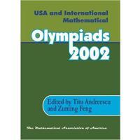 【预订】USA and International Mathematical Olympiads 2002 97808