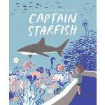 英文原版 海星船长 Allison Colpoys插画 精装绘本 Captain Starfish