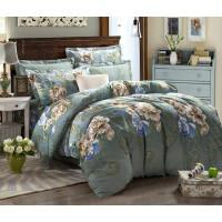 新款床上用品超柔加厚磨毛植物羊绒四件套床单被套家纺1.5/1.8床