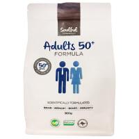 【当当海外购】保税区直发 澳大利亚Soulful 中老年营养健康成人奶粉 50岁以上 900g