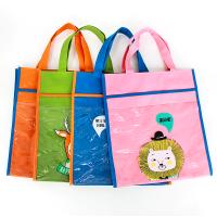 FUN&JOY和创 HC-12212 动物轰趴-布艺手提袋 颜色图案随机 当当自营