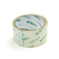 晨光 透明胶带 打包封口胶带纸 大卷封箱胶带 商务办公胶布 多款可选