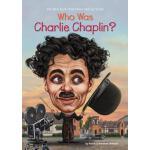 【预订】Who Was Charlie Chaplin?