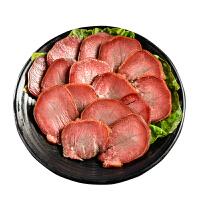�Q�N�x 烟熏腊猪舌头500g袋 招财舌 四川特产腊肉舌头 下酒菜