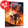 预售 利维坦 英文原版 DC漫画 精装收藏版 Event Leviathan 正义联盟 蝙蝠侠 #1-7
