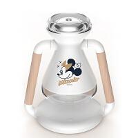 亚摩斯(AMOS) 迪士尼空气加湿卧室宿舍静音 家用迷你无线充功能加湿器 AS-V2301