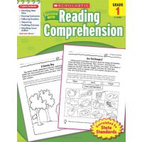 Scholastic Success with Reading Comprehension, Grade 1 学乐成功