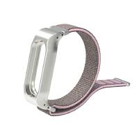 小米手环2腕带替换带小米3真皮二代运动防水金属表带尼龙回环手环带小米手环三代表带