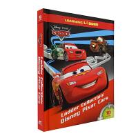 进口英文原版 Disney Pixar Cars迪士尼皮克斯故事精选:汽车总动员(10个故事) 精装