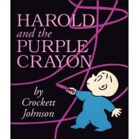 Harold and the Purple Crayon 阿罗有支彩色笔 (卡板书) ISBN978006208652