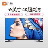 【苏宁易购】Xiaomi/小米 小米电视4A 55英寸 标准版 4K超高清液晶平板电视机