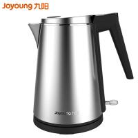 Joyoung/九阳 K15-F1电水壶开水煲304不锈钢双层自动断电快速烧