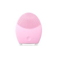 【新年狂欢季】FOREO LUNA第二代露娜电动充电洁面仪毛孔清洁器硅胶美容仪洗脸刷 粉色