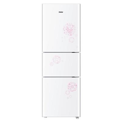 Haier/海尔 BCD-220STEA 海尔220升三门节能软冷冻冰箱因库存不同步,下单前请咨询客服当地库存!