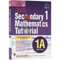 SAP Secondary 1 Mathematics Tutorial 1A 初一年级数学1A册 新加坡教辅初中数学教