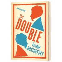 陀思妥耶夫斯基 双重人格 The Double Alma Classics 英文原版 世界经典名著 Fyodor Dos