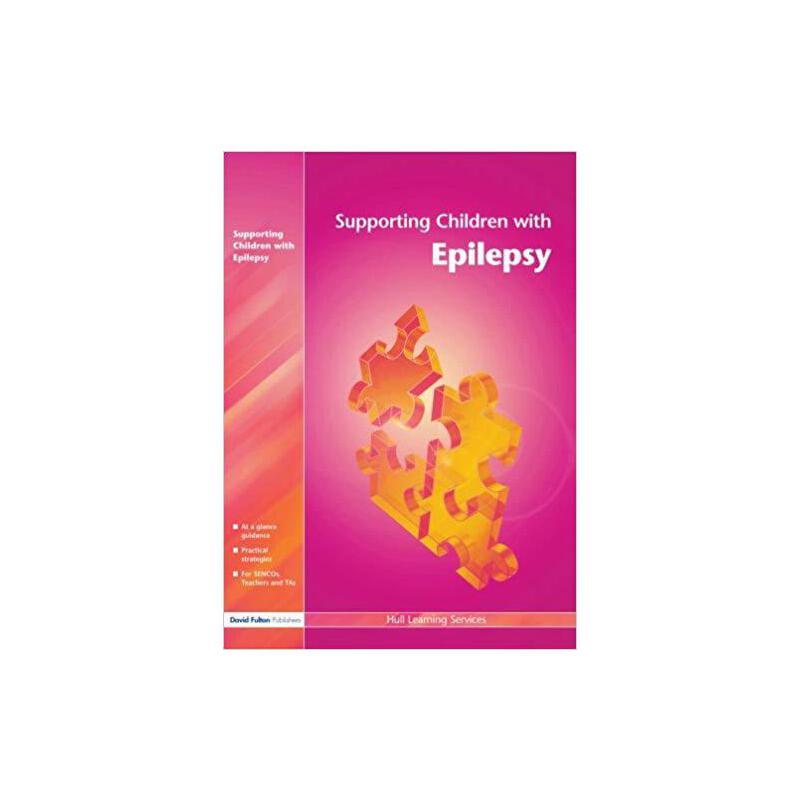 【预订】Supporting Children with Epilepsy 9781843122234 美国库房发货,通常付款后3-5周到货!