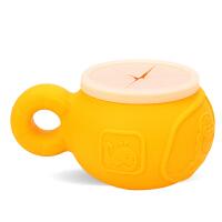 【当当自营】加拿大 MARCUS&MARCUS 硅胶零食罐 黄色