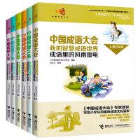 中国成语大会我的智慧成语世界2全套6册成语故事大全彩图版 7-10-12-15岁少儿图书小学生课外书 青少年儿童文学校