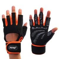 男女半指运动手套哑铃器械训练健身房单杠透气防滑健身手套